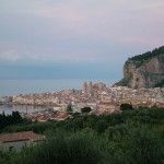 Cefalu and the Duomo under the Rocca