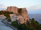 The impressively sited Castello di Venere in Erice.