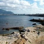 Other view of Trapani waterfront