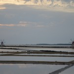 the colours of the salt pans
