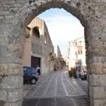 Porta Trapani in Erice