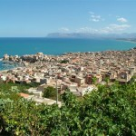 Stunning view of Castellammare