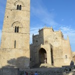 La Chiesa madre of the 14th century in Erice