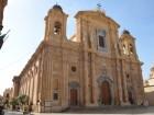 The beautiful Baroque Duomo dedicated to Saint Thomas Becket