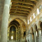 6000 square meters of mosaics in the cathedral !
