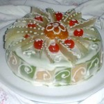 A beautiful Sicilian cassata