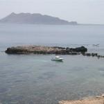 Levanzo island