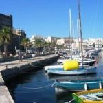 Pantelleria port