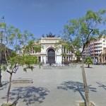 Piazza Castelnuovo in Palermo