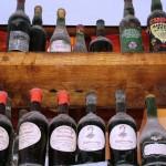 Some old Marsala wines in De Bartoli winery