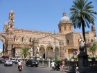 The cathedrale of Palermo