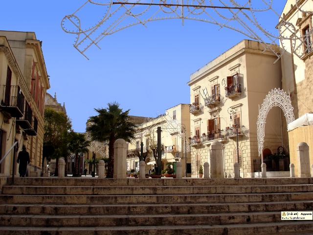 Alcamo In Sicily Monuments Dreamsicilyvillas