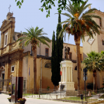 "The Chiesa madre called ""Matrice"" in Alcamo"