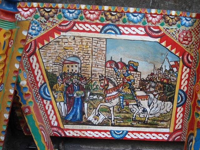 The Sicilian Cart Tradition Dreamsicilyvillas
