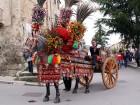 What a beautiful sicilian cart !