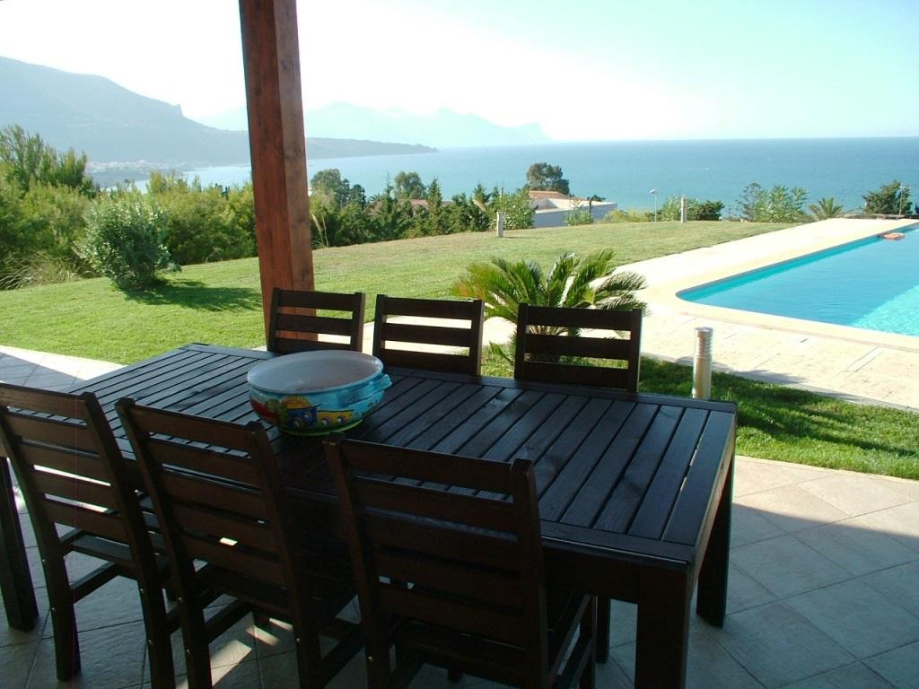 Villa agave bellissima villa con piscina in sicilia - Villa con piscina sicilia ...
